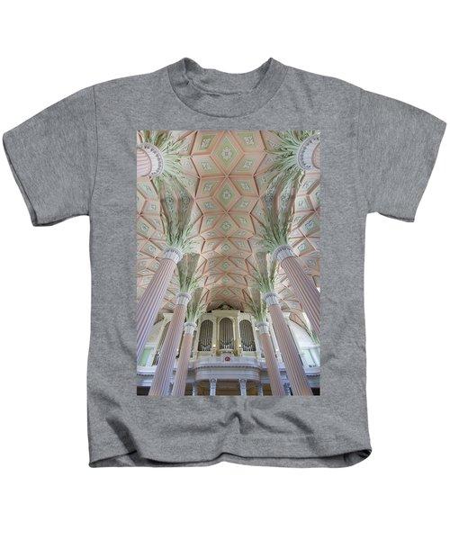 Nikolaikirche Leipzig Kids T-Shirt