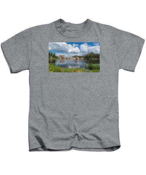 Sylvan Lake South Dakota Kids T-Shirt