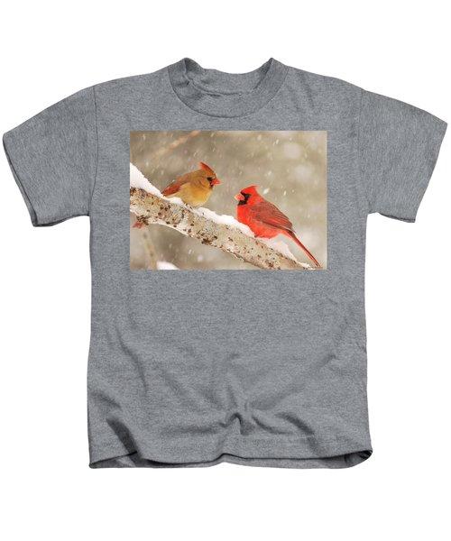 Northern Cardinals Kids T-Shirt