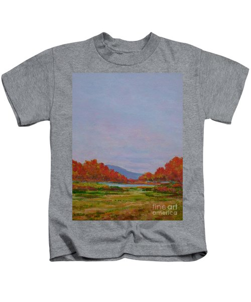 October Morning Kids T-Shirt
