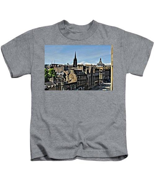 Olde Edinburgh Kids T-Shirt