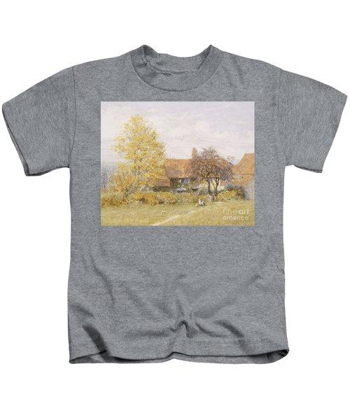 Old Wyldes Farm Kids T-Shirt