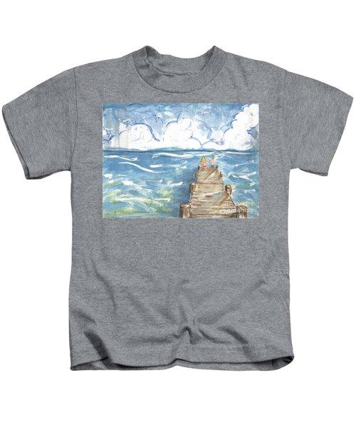 On The Dock Kids T-Shirt