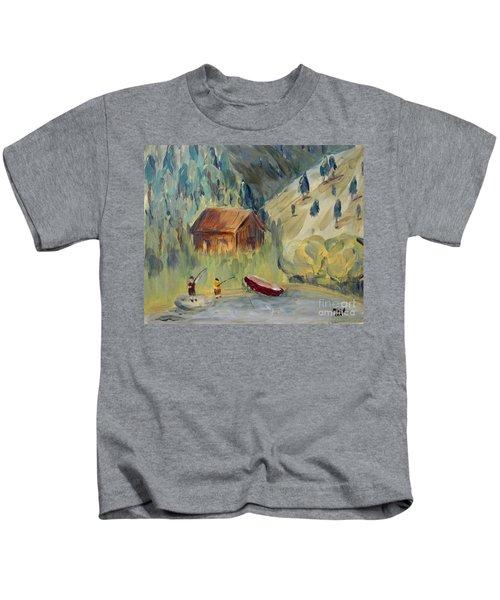 On The Lake Kids T-Shirt
