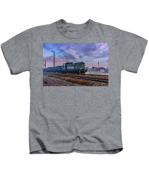 One Eyed Cloud Maker Kids T-Shirt