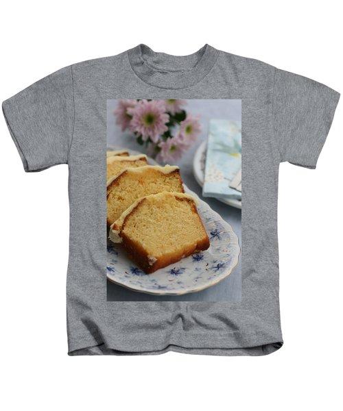 Orange Cake Kids T-Shirt