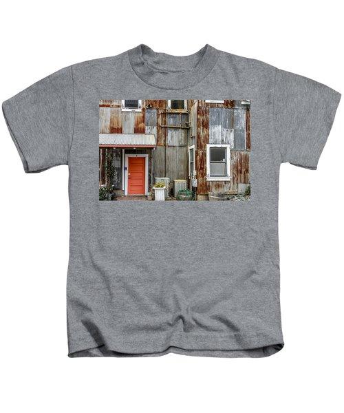 Orange Door Kids T-Shirt