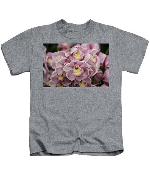 Orchid Bouquet Kids T-Shirt