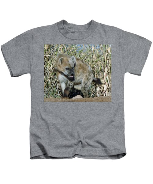 Out Of Africa  Hyena 2 Kids T-Shirt