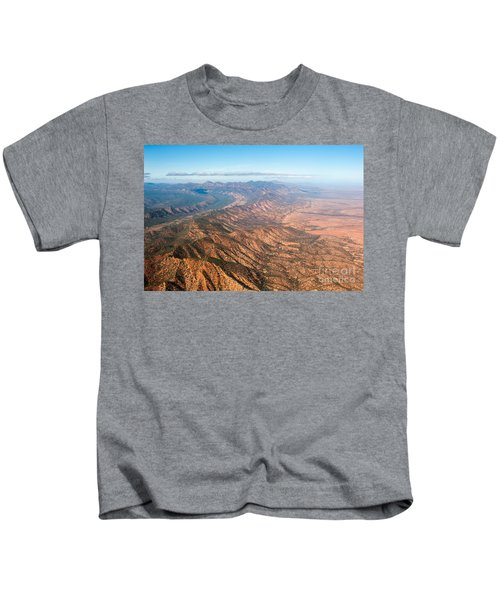 Outback Ranges Kids T-Shirt