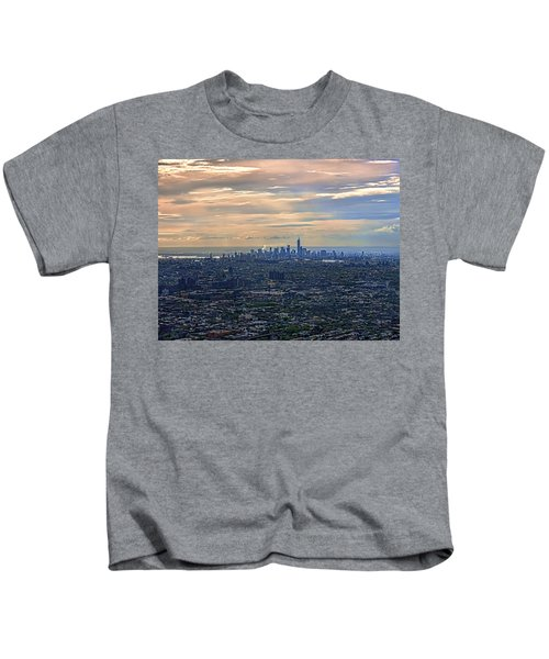 Over East New York Kids T-Shirt