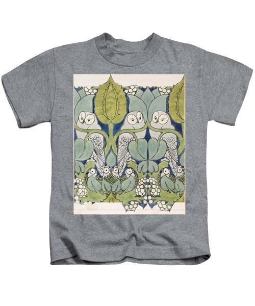 Owls, 1913 Kids T-Shirt