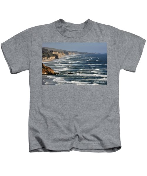 Pacific Coast - Image 001 Kids T-Shirt