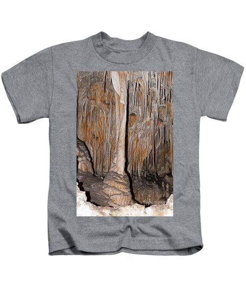 Painted Grotto Carlsbad Caverns National Park Kids T-Shirt