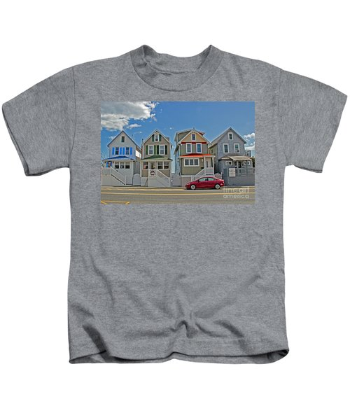 Painted Ladies Of Somers Point Kids T-Shirt
