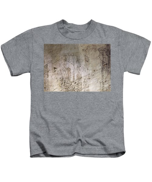 Painting West Wall Tomb Of Ramose T55 - Stock Image - Fine Art Print - Ancient Egypt Kids T-Shirt