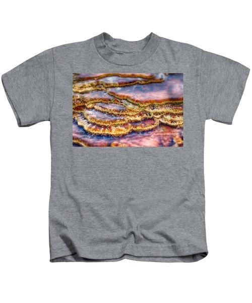 Pancakes Hot Springs Kids T-Shirt