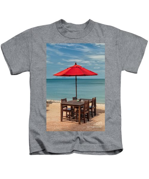 Paradise Dining Kids T-Shirt