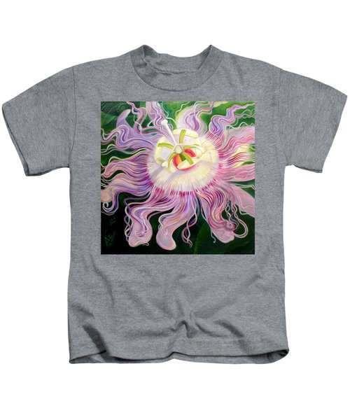 Passion Flower Kids T-Shirt