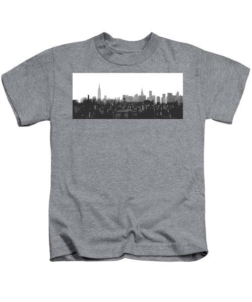 Past Present Future Kids T-Shirt