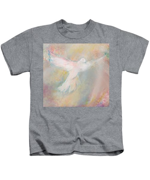 Peace Dove Kids T-Shirt