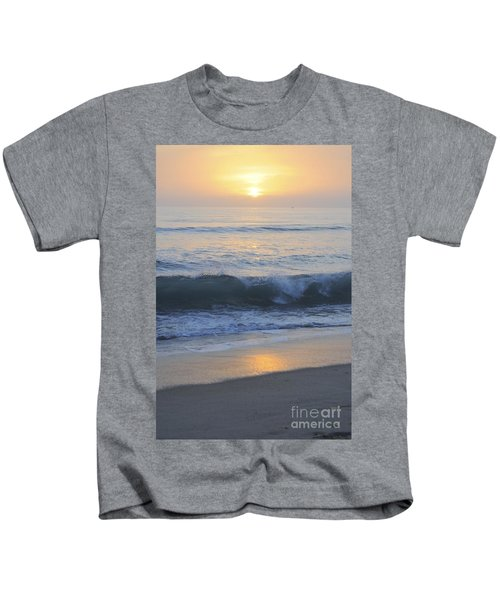 Peaceful Sunset Kids T-Shirt