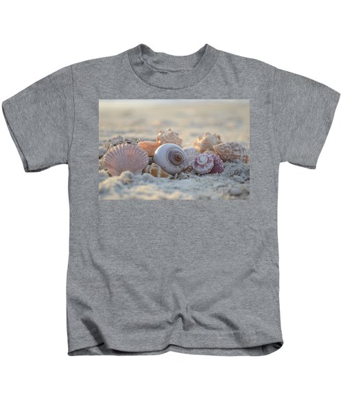 Peaceful Whispers Kids T-Shirt