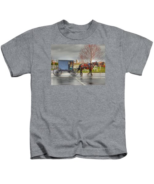 Pennsylvania Amish Kids T-Shirt