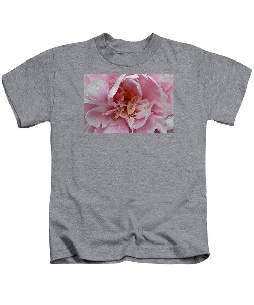Peony Love Kids T-Shirt
