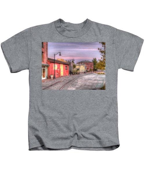 Petaluma Morning Kids T-Shirt