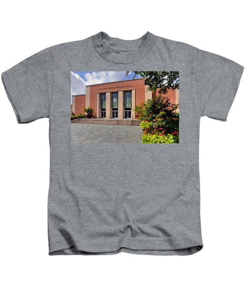 Phi Beta Kappa Hall Kids T-Shirt