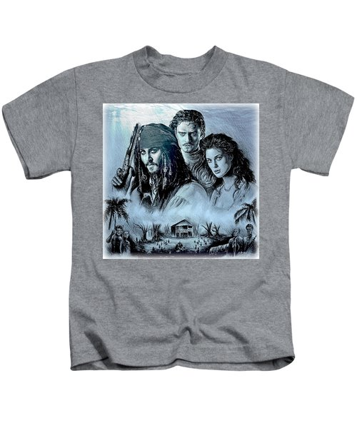 Pirates Kids T-Shirt