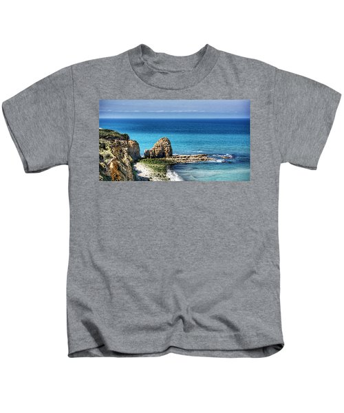 Pointe Du Hoc Kids T-Shirt
