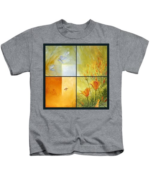 Poppy Pollination Kids T-Shirt