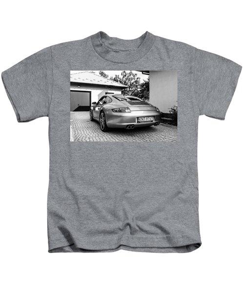 Porsche 911 Carrera 4s Kids T-Shirt