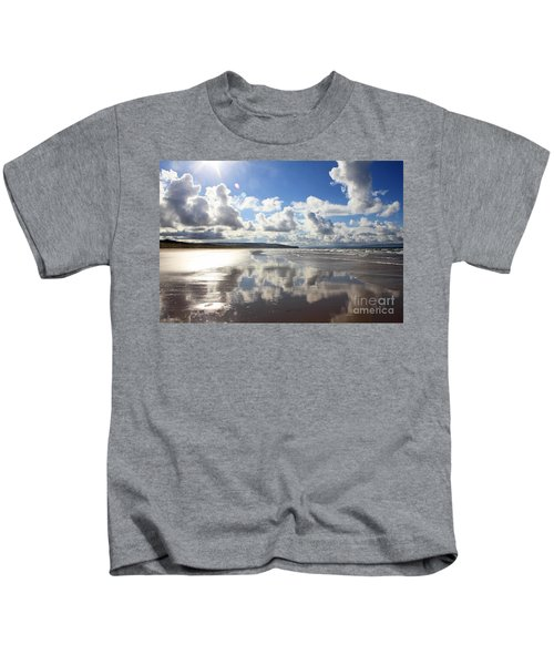 Portstewart Strand 4 Kids T-Shirt