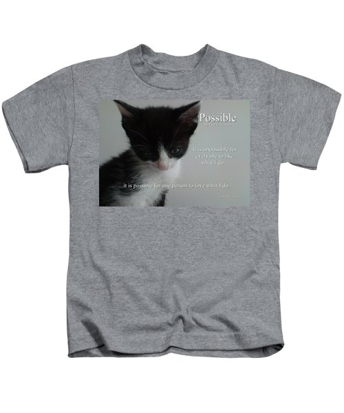 Possible Kids T-Shirt