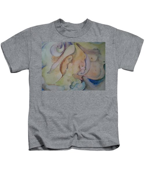 Pregnant With Desire One Kids T-Shirt