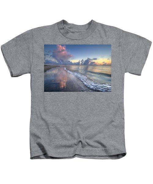 Quiet Morning Kids T-Shirt