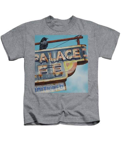 Raven And Palace Kids T-Shirt