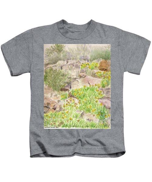 Red Butte Gardens Kids T-Shirt