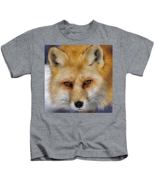 Red Fox Kids T-Shirt