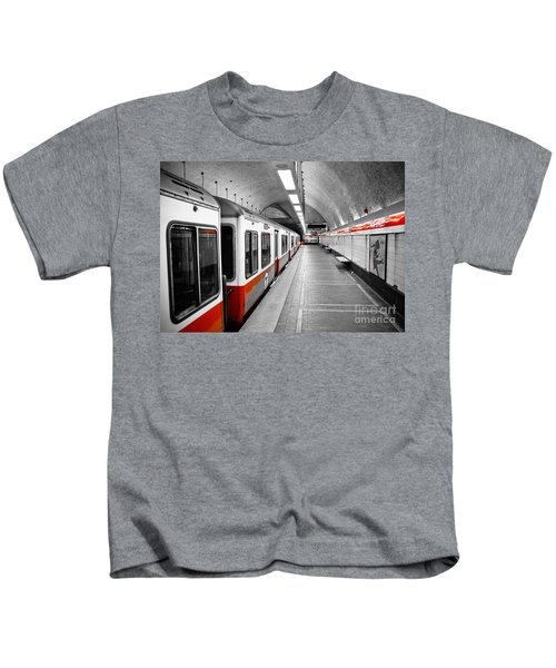 Red Line Kids T-Shirt
