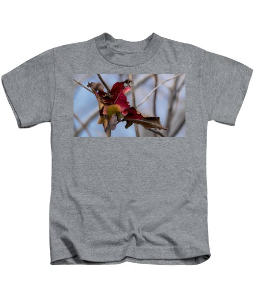 Red Over Branch Kids T-Shirt