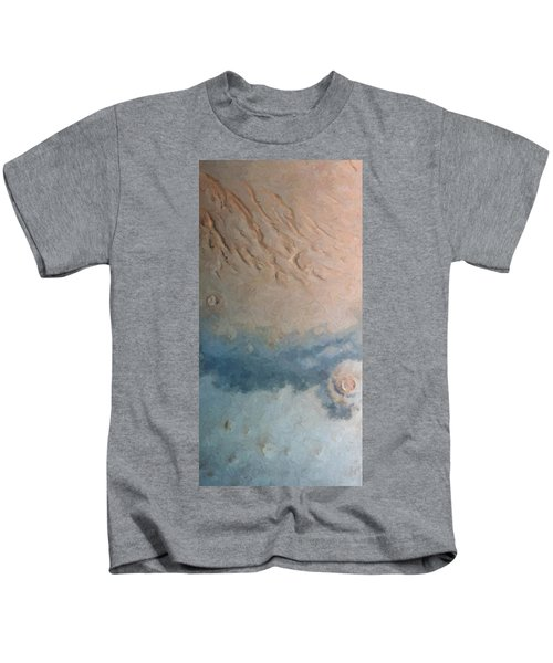 Red Planet 1 Kids T-Shirt