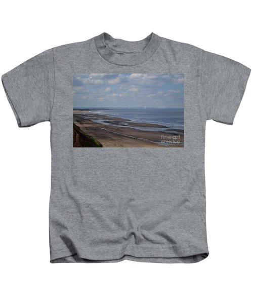 Redcar From A Distance Kids T-Shirt