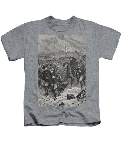Retreat From Moscow Kids T-Shirt