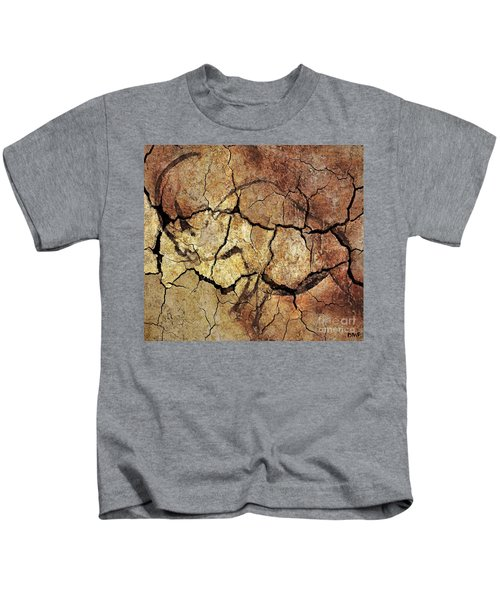 Rhinoceros From Chauve Cave Kids T-Shirt