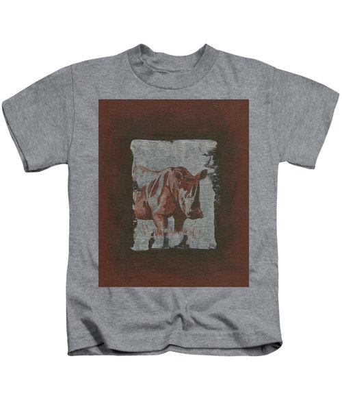 Rhinoceros Kids T-Shirt