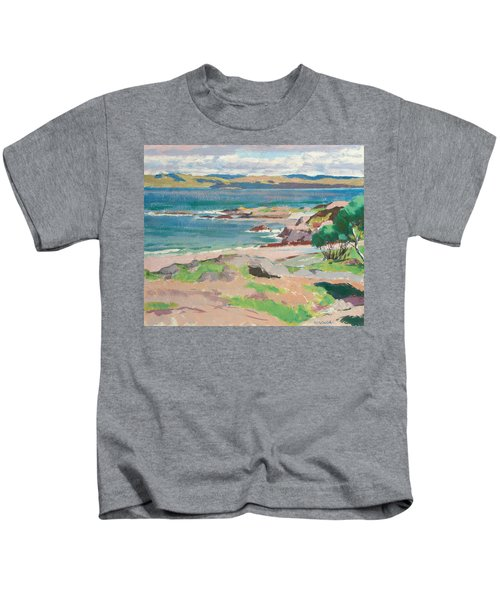 Ross Of Mull From Traigh Mhor Kids T-Shirt
